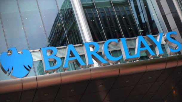 Britische Barclays-Bank streicht bis zu 12.000 Jobs