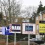 Die Briten sorgen sich vor allem um den Wert ihrer Immobilien.