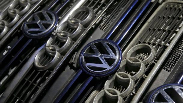 VW-Lobbyisten entschuldigen sich bei Abgeordneten