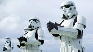 Star Wars gegen Netflix