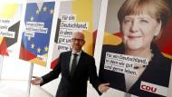 """CDU-Generalsekretär: """"Wir wollen alle entlasten"""""""