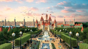 Russland baut Disneyland in Moskau