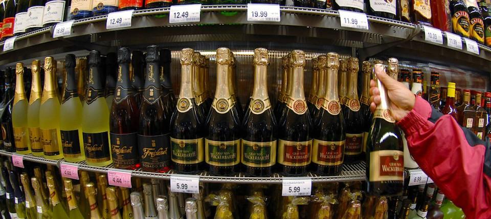 Mehr Kalorien in alkoholischen Getränken als in Softdrinks