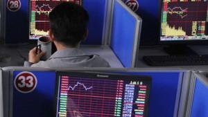 Aktienkurse im Höhenrausch