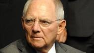 Schäuble kommt der Deutschen Bank entgegen