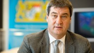 Markus Söder ist nicht zufrieden mit den Steuer-Vorstellungen seiner CDU-Kollegen.