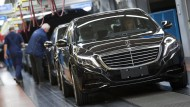 Daimler verdient zwei Milliarden in drei Monaten