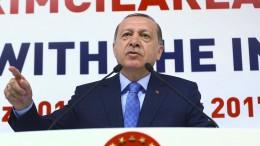 Investoren wünschen sich eine Ohrfeige für Erdogan