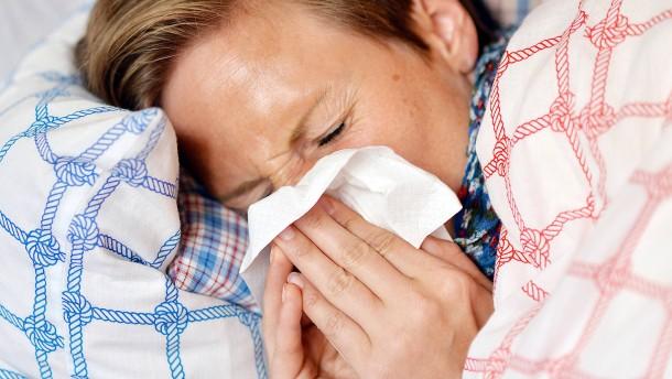 Dienst ist Dienst, und krank ist krank