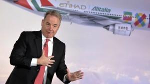 Air-Berlin-Großaktionär wechselt Führung aus