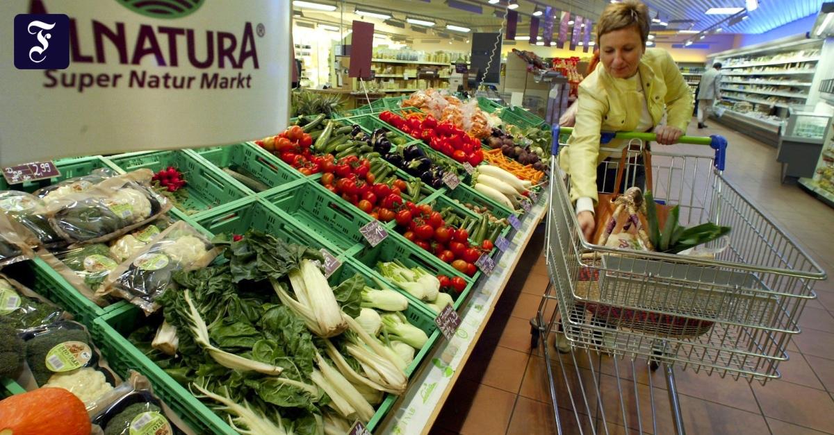 23408a47aa Biohändler: Alnatura wächst gegen den Branchentrend - Unternehmen - FAZ