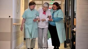 Neue Definition der Pflegebedürftigkeit angestrebt