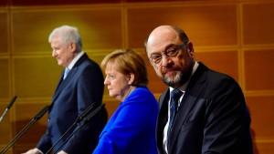 """Wirtschaft kritisiert Sondierer: """"Das ist das falsche Signal"""""""