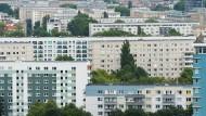 Deutsche können sich größere Wohnungen leisten