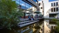 Schick - und auch top? Die Frankfurt School will unter die besten fünf Europas.