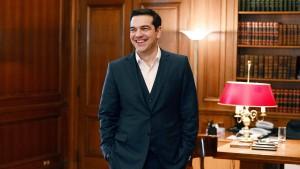 Tsipras will das griechische Wahlgesetz ändern