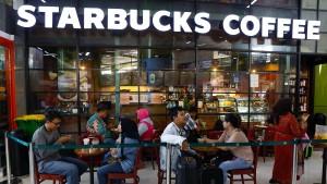 Warum Starbucks ins Fadenkreuz von Islamisten gerät