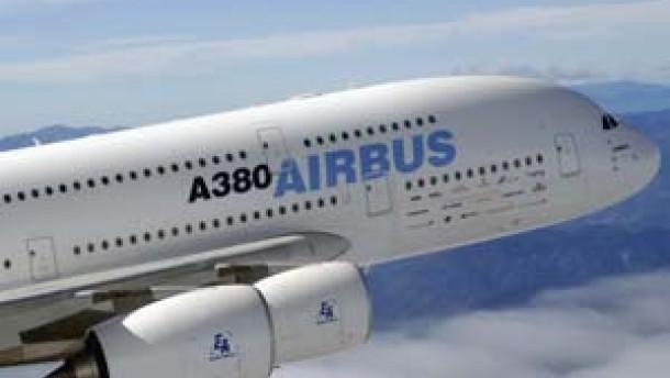 Spekulationen über weitere Verzögerungen beim A380