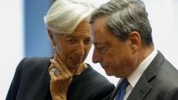 Draghi und die Deutschen