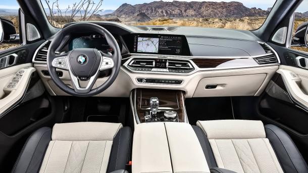 BMW will den Absatz von teuren Karossen verdoppeln