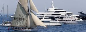 Yachten sind ein beliebtes Anlageobjekt von Millionären - hier in Monaco.