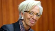 Lagarde will wieder als IWF-Chefin kandidieren
