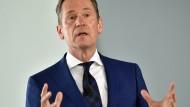 Springer-Chef Mathias Döpfner trommelt gegen Präsident Erdogan.