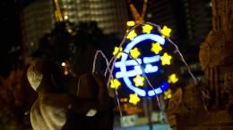 So will die EU ein europäisches Einlagensystem durchsetzen