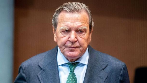 """Schröder für """"schmerzliche Gegenreaktionen"""""""