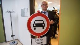 Umwelthilfe fordert Strafgebühr für Zulassung großer Diesel-Autos
