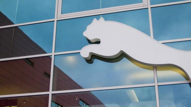 Puma-Aktie legt leicht zu nach Sonderdividende