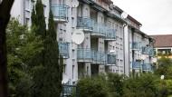 Rund 160.000 Wohnungen groß ist der Bestand der Deutsche Wohnen - dazu zählen auch Anlagen in Frankfurt (unser Bild).