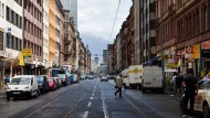 Auch die Immobilienpreise im Frankfurter Bahnhofsviertel sind in den vergangenen Jahren kräftig gestiegen.