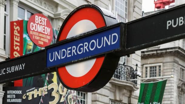 London Feature kurz vor den Olympischen Spielen
