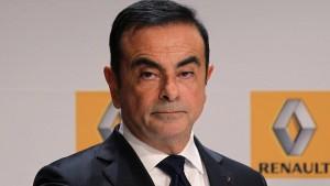 Carlos Ghosn als Chef von Renault zurückgetreten