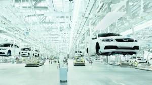 Chinas Autohersteller Qoros zielt auf Europa