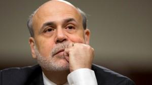 Die Fed wartet ab – und schließt weniger Anleihekäufe nicht aus