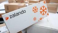 Die Kunden haben in diesem Sommer weniger Pakete von Zalando erhalten als geplant.