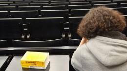 Unzufriedene Studienabbrecher