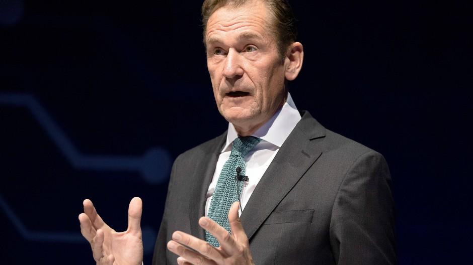 BDZV-Präsident und Springer-Vorstandschef Mathias Döpfner.