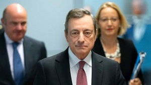 Draghis großes Paket
