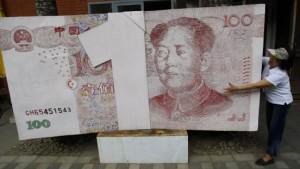 Yuan soll den Dollar ablösen