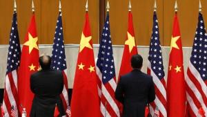 China kritisiert Kompromisslösung