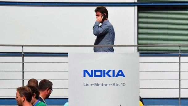 Nokia reißt eine Lücke