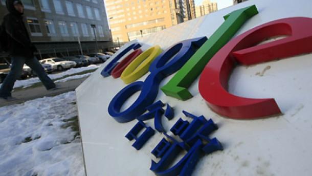 Google erwägt Rückzug aus China