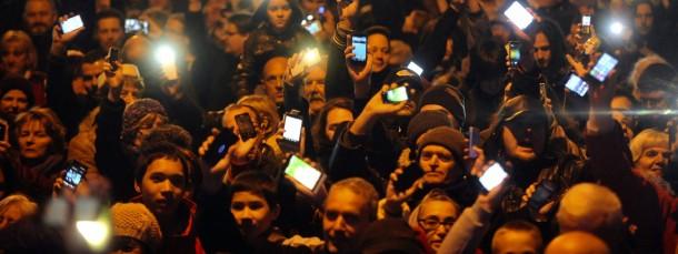 Die Macht der Straße hat sich in Ungarn durchgesetzt.