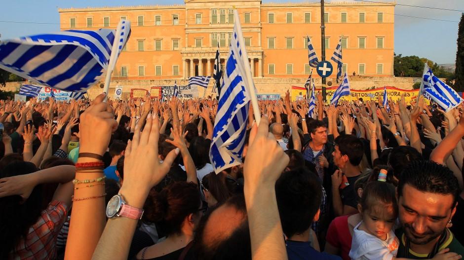 Könnten Verwerfungen wie die griechische Schuldenkrise durch ein einheitliches Finanzministerium verhindert werden?