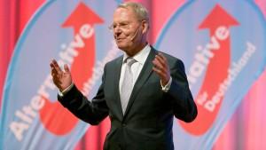 Chef des AfD-Mittelstandsforums beklagt interne Erpressung