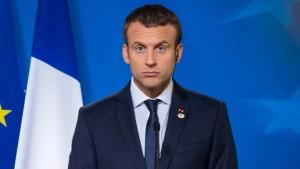 Macron scheitert mit Vorstoß für Investitionskontrolle