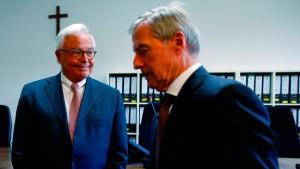 Freispruch für fünf Top-Banker der Deutschen Bank